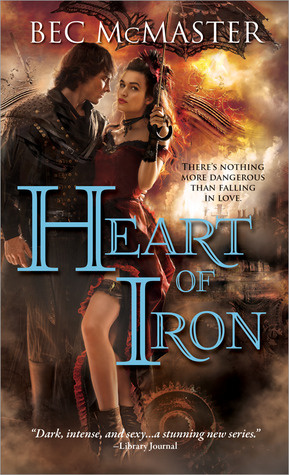 ARC Review: 'Heart of Iron' by Bec McMaster
