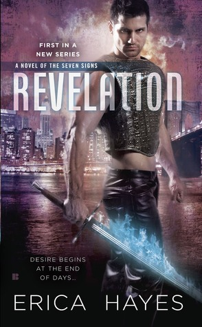Review: 'Revelation' by Erica Hayes