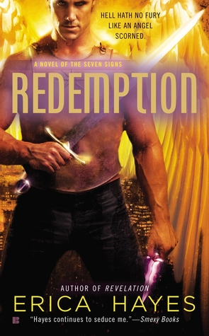 "Review: ""Redemption"" by Erica Hayes"