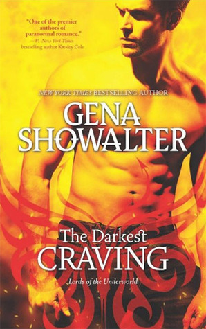 ARC Review: 'The Darkest Craving' by Gena Showalter