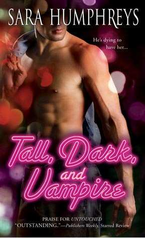 ARC Review: 'Tall, Dark, and Vampire' by Sara Humphreys