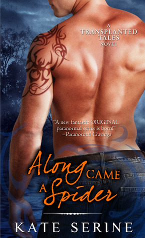 ARC Review: 'Along Came a Spider' by Kate SeRine