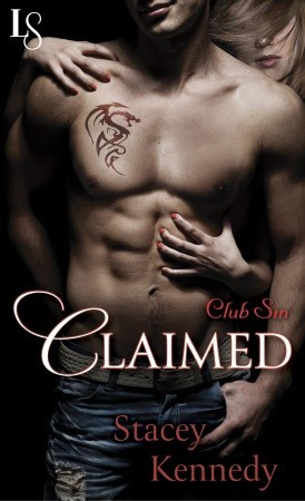 ARC Review: 'Claimed' by Stacey Kennedy