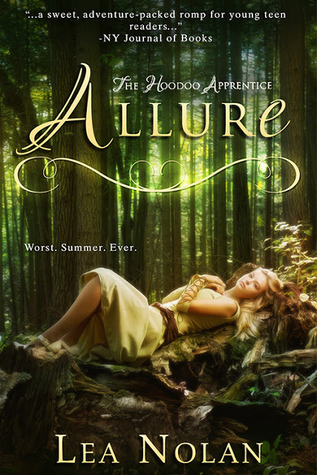 ARC Review: 'Allure' by Lea Nolan