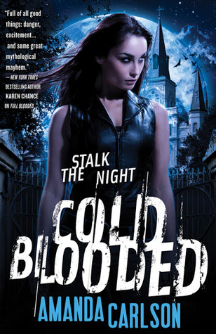 ARC Review: 'Cold Blooded' by Amanda Carlson