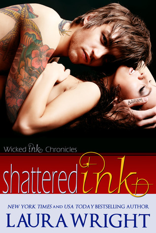 Review: 'Shattered Ink' by Laura Wright