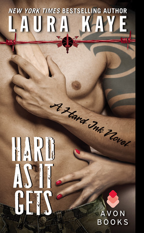 ARC Review: 'Hard as it Gets' by Laura Kaye