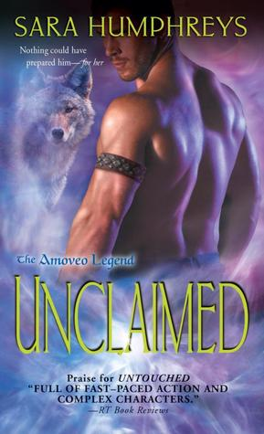 ARC Review: 'Unclaimed' by Sara Humphreys