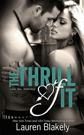 ARC Review: 'The Thrill of It' by Lauren Blakely
