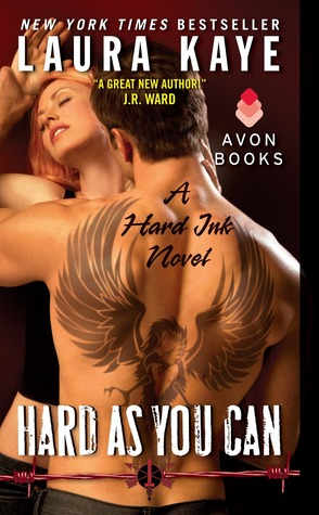 ARC Review: 'Hard as You Can' by Laura Kaye