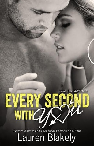 ARC Review: 'Every Second With You' by Lauren Blakely