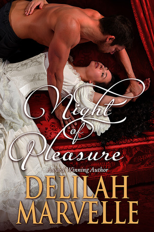 ARC Review: 'Night of Pleasure' by Delilah Marvelle