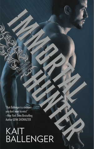 ARC Review: 'Immortal Hunter' by Kait Ballenger