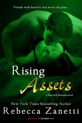 ARC Review: 'Rising Assets' by Rebecca Zanetti