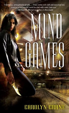 Review: 'Mind Games' by Carolyn Crane