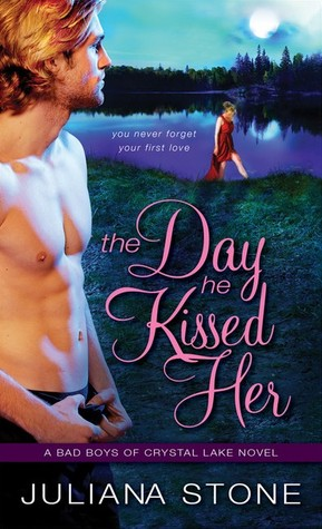ARC Review: 'The Day He Kissed Her' by Juliana Stone