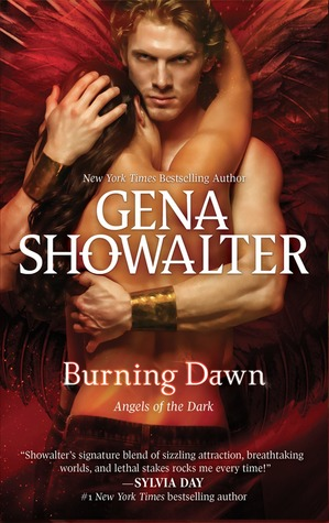 ARC Review: 'Burning Dawn' by Gena Showalter