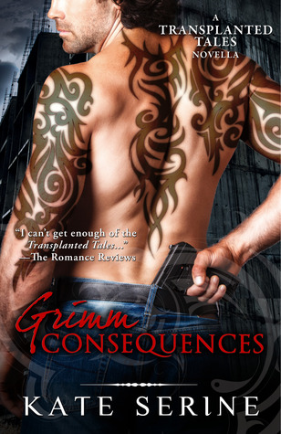 ARC Review: 'Grimm Consequences' by Kate SeRine