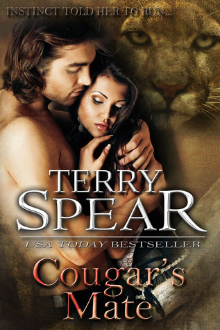 ARC Review: 'Cougar's Mate' by Terry Spear