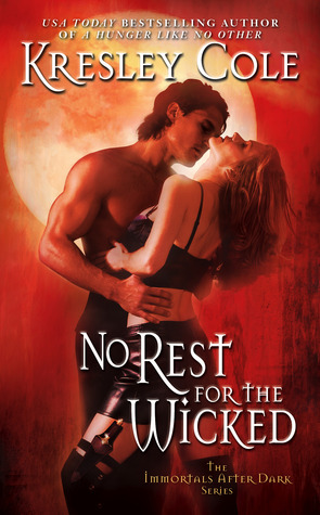 Review: 'No Rest for the Wicked' by Kresley Cole