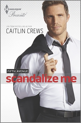 ARC Review: 'Scandalize Me' by Caitlin Crews