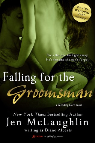 ARC Review: 'Falling for the Groomsman' by Diane Alberts