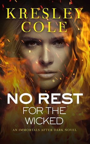 Re-Post Review: 'No Rest for the Wicked' by Kresley Cole
