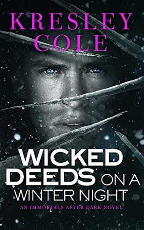 Re-post Review: 'Wicked Deeds on a Winter's Night' by Kresley Cole