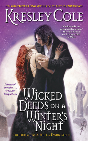 Review: 'Wicked Deeds on a Winter's Night' by Kresley Cole