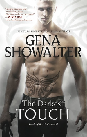 ARC Review: 'The Darkest Touch' by Gena Showalter