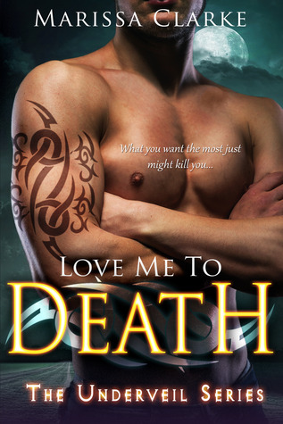 ARC Review: 'Love Me to Death' by Marissa Clarke