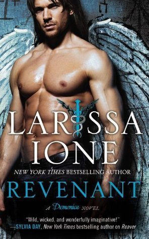 ARC Review: 'Revenant' by Larissa Ione