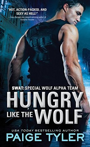 Review: 'Hungry Like the Wolf' by Paige Tyler