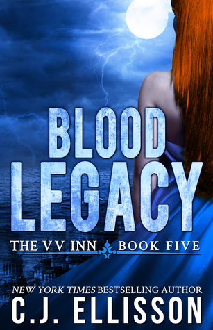 ARC Review: 'Blood Legacy' by C.J. Ellisson