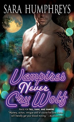 ARC Review: 'Vampires Never Cry Wolf' by Sara Humphreys
