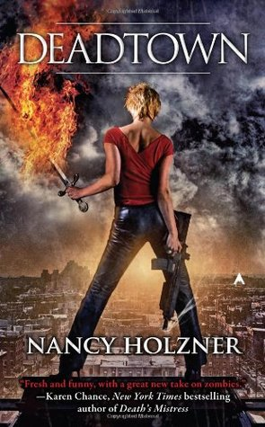 Review: 'Deadtown' by @NancyHolzner