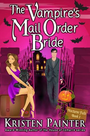 ARC Review: 'The Vampire's Mail Order Bride' by Kristen Painter