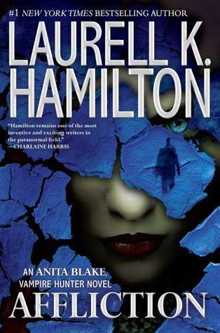 Review: 'Affliction' by Laurell K. Hamilton