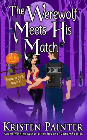 ARC Review: 'The Werewolf Meets His Match' by Kristen Painter