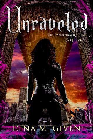Review: 'Unraveled' by Dina M. Given