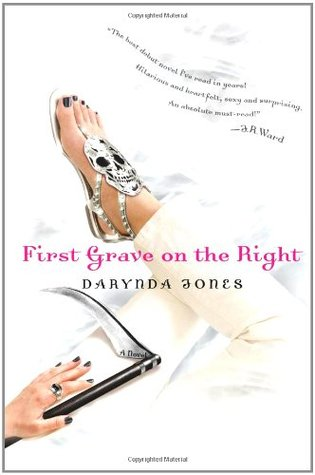 Review: 'First Grave on the Right' by Darynda Jones