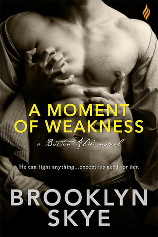 ARC Review: 'A Moment of Weakness' by Brooklyn Skye