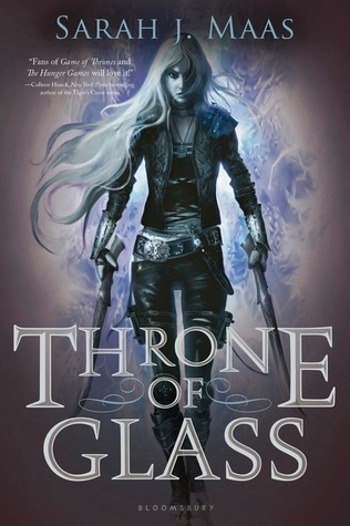 Review: 'Throne of Glass' by Sarah J. Maas