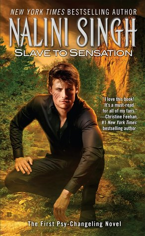 Audio Review: 'Slave to Sensation' by Nalini Singh