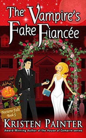 ARC Review: 'The Vampire's Fake Fiancee' by Kristen Painter