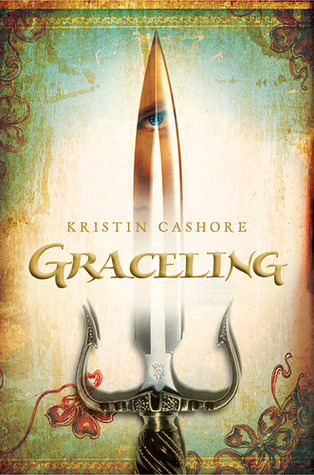 Library Book Review: 'Graceling' by Kristin Cashore