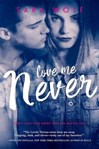ARC Review: Love Me Never by Sara Wolf