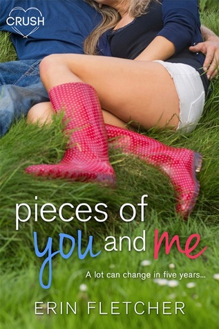 ARC Review: 'Pieces of You and Me' by Erin Fletcher