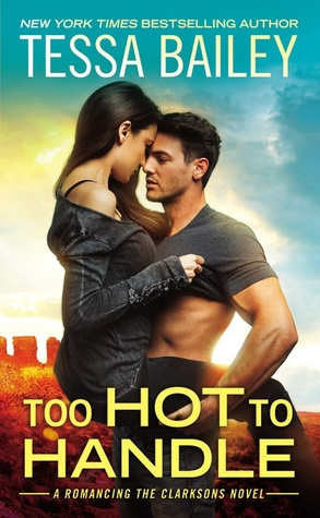 ARC Review + Excerpt: 'Too Hot To Handle' by @mstessabailey