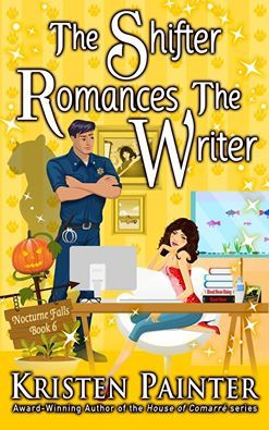 "ARC Review: 'The Shifter Romances the Writer"" by Kristen Painter"